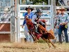 Wesley's a tough cowboy who can handle rough rides