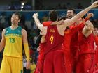 THEY came closer than ever to an Olympic medal in Rio, but that was no consolation for a gutted Australian men's basketball team.