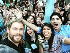 THOR: Ragnarok stars spent two hours meeting fans in Brisbane yesterday.