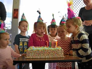 Peace Playgroup celebrates decade