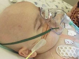 'Fighting for life': Treatment attacks young girl's body