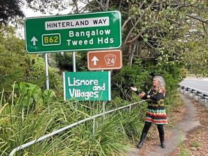 REVEALED: The Lismore group behind highway sign stunt