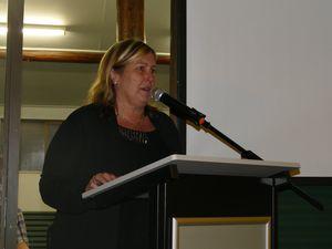Meet the Candidates: Margaret McKenna