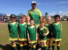 The Mackay Wanderers Football Club's inaugural carnival was held on Sunday with a host of Proserpine Taipans teams competing.