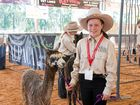 TIANA Craig had to travel almost 1000km and borrow an alpaca to compete at the Caboolture Show this year, but the effort saw her crowned a champion.