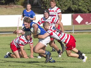Grand hopes for Dalby on gala finals' day