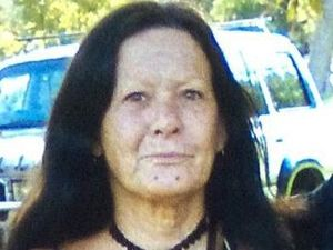 Suzanne Coghill is missing, last seen at a property on Hardcastle Rd