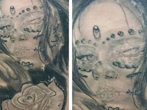 Toowoomba woman's tattoo horror: Artist issues warning
