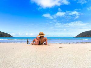 Keswick Island trip boosting the likes for Mackay tourism
