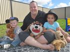 Apex's teddy bear picnic in support of a good cause