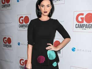 Katy Perry: 'I stay normal with therapy'