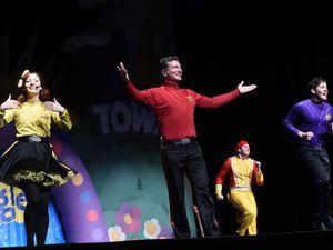 The Wiggles get children dancing at birthday concert