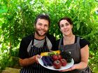 Chris and Larissa White of Hungry Feel cafe in Buderim are celebrating 15 years in business. Photo: John McCutcheon / Sunshine Coast Daily