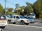 THE worst intersection in Noosa - the junction of Elm and Myall streets is already three times above its traffic capacity, Noosa Mayor Tony Wellington says.