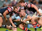 CAPTAIN Paul Gallen remains upbeat that despite Cronulla's late-season form wobbles the Sharks can find some bite against the Roosters.
