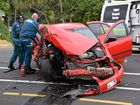 Three crashes marred the final day of Road Safety Week, tragically one man was killed in one of the accidents.