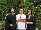 DANA Stolp has received an award for excellence in STEM education - science, technology, engineering and maths