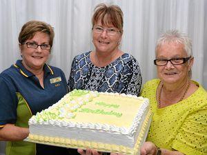 Good Shepherd Lodge celebrates milestone