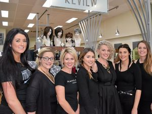 After Review, Hair salon are favourites