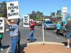 Protesters take a last stand against WHUP