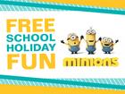 Free School Holiday Fun