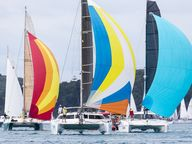 It was a slow start for Audi Hamilton Island Race Week, but now things are certainly hotting up ahead of tomorrow's closing day.