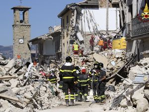 Italy quake aftermath death toll at 241