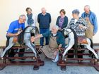 These old hospital rocking horses are about to get a new purpose.