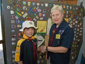 Palmwoods Scouts celebrate huge milestone