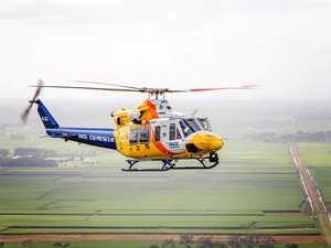 RACQ Capricorn Rescue Helicopter