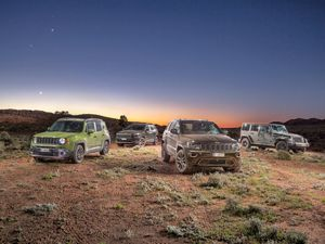 Jeep launches special edition 75th Anniversary models