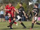 West Wanderers and Gatton fight it out in the run to the SWL Toowoomba Premier Men football final.