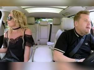"Britney Spears calls Carpool Karaoke appearance ""awkward"""