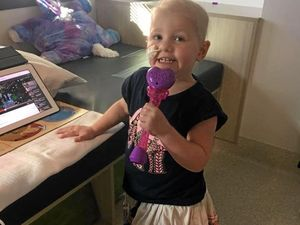 Three-year-old Francesca (Frankie) Beresford hasn't found a bone marrow match which she desprately needs