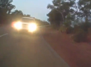 Watch: Cyclist rammed from behind in Darwin