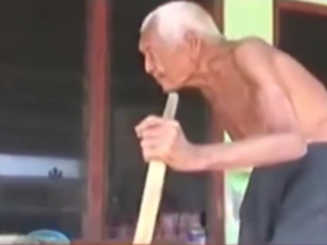 World's oldest man, 145, just wants to die