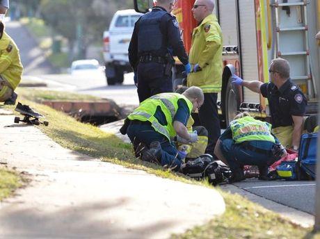 Treat Shock After Car Crash