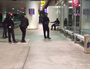A man in a Zorro costume has been arrested at LAX Airport after earlier reports of an active shooter proved to be false.