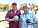 The Men of League Foundation had a social bowls day at Doonvilla Bowls Club to raise awareness of the valuable work they do for the rugby league community.