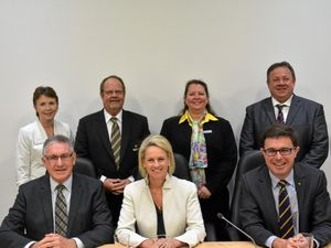Nash meets with the South Burnett Regional Council
