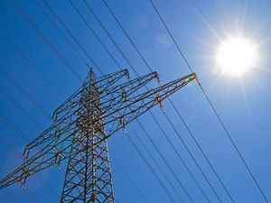 Will you be up for new power costs in October?