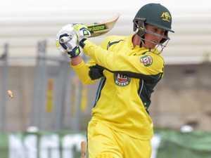 Australia A wins through to series final