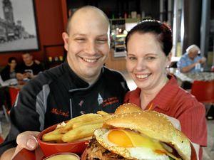 We find city's tastiest burger