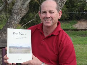 Ian Mason wrote a book on the history of Back Plains and is launching it at a massive reunion event.