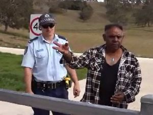 VIDEO: Why this elder was arrested at Northern Rivers quarry