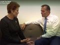 Abbott and Hanson share cozy pre-parliament sit down