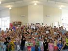 Students in the region had a blast dressing up as their favourite book characters for book week