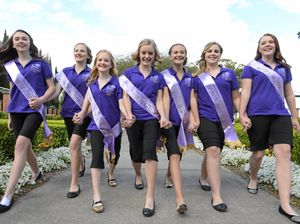 Junior candidates gear up for fun times