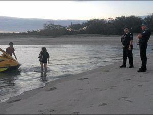 WATCH: Beachgoer talks about Elliott Heads rescue