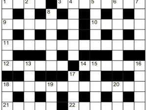 Cryptic crosswords: Top clues to solving them